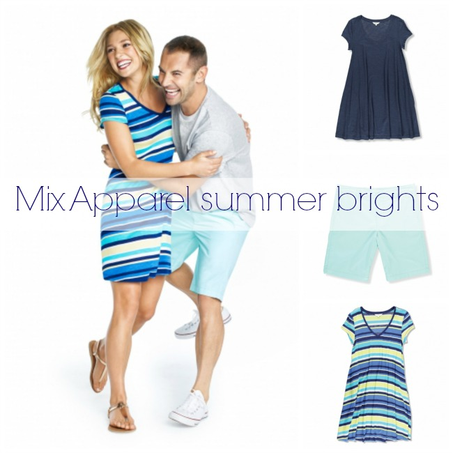 Mix Apparel Summer Birghts