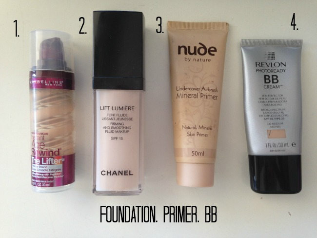Image gallery primer cosmetics for What is cosmetics made of