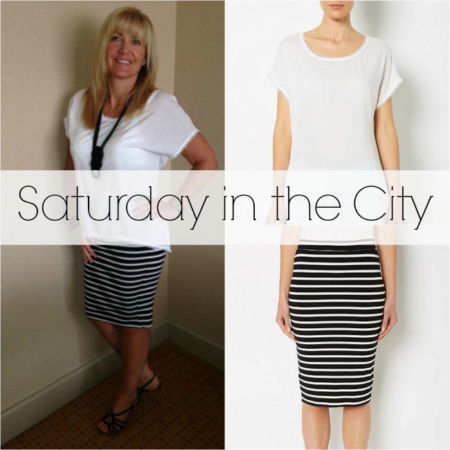 Saturday in the City