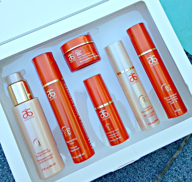 Beauty News: Arbonne RE9 Trial | Iris May Style