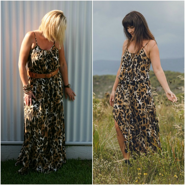 The Anniversary Leopard Maxi Edition