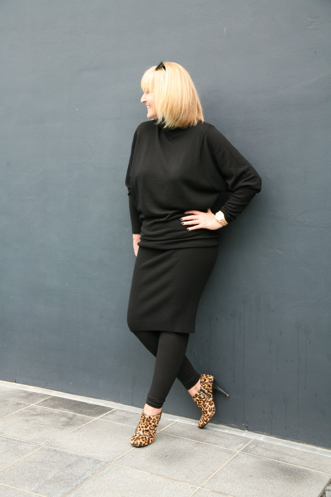 My Work Wardrobe: The Roll Neck Dress Edit