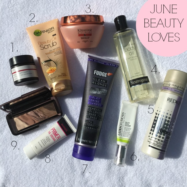 June Beauty Picks