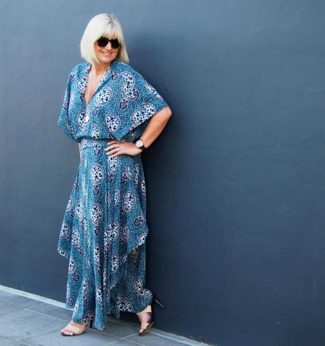My Work Wardrobe: Summer Maxi