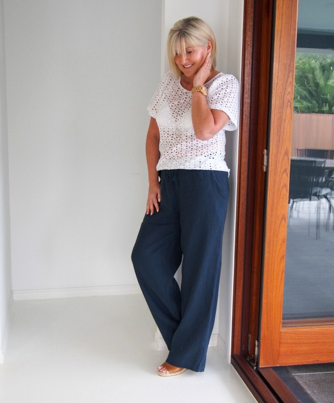 My Wide Leg Pant Obsession