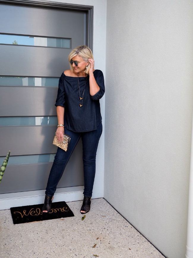 Indigo Denim Threads Three Ways