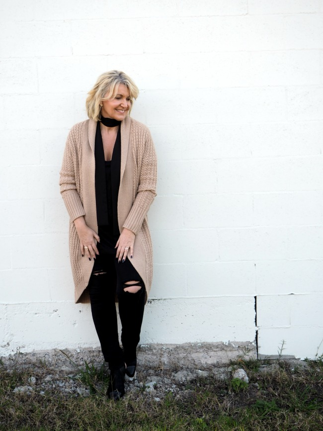 How to Style Long Cardigans and the Birthday Edit