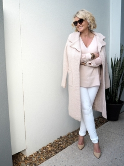 How to Style Long Cardigan and the Birthday Edit