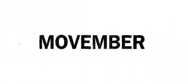 Movember for Girls. Yes Girls