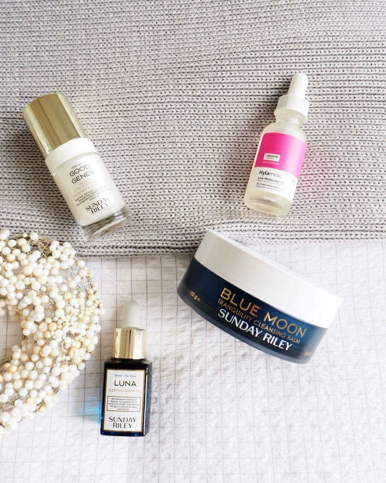 My Top Products for Ageing Skin