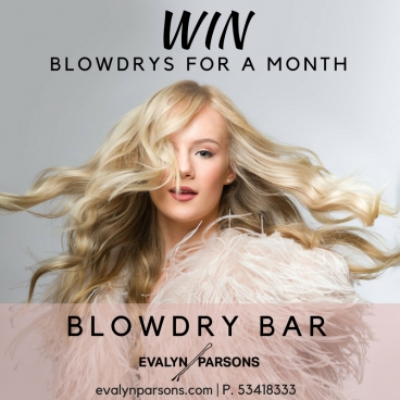 Remarkable Woman: Blow Dry Bar