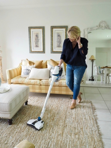 Hand Held Hoover: The ULTIMATE Power Tool