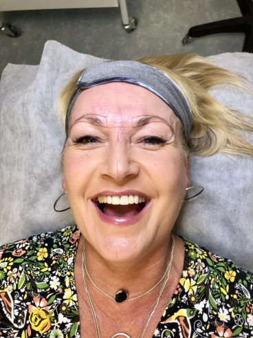 Considering Tattooed Brows